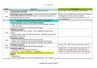 3ème A 2012-2013 DATE Séquence A faire pour - Le Cahier de ...