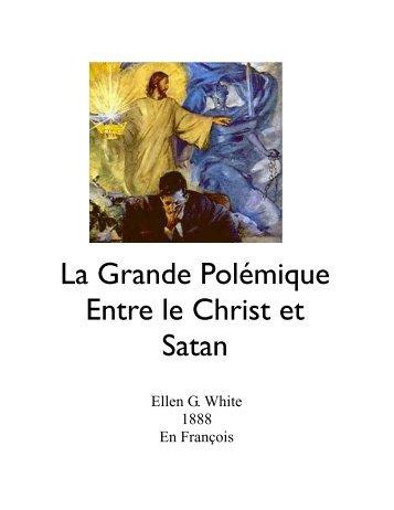 La Grande Polémique Entre le Christ et Satan - WebRing