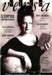 N. 34 L'empire des périphéries - ViceVersaMag