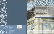 Centres and peripheries in Ottoman architecture: Rediscovering a ...