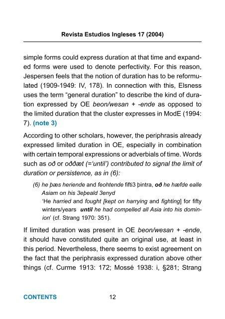 Some Developments in the Semantics of the English. Progressive ...