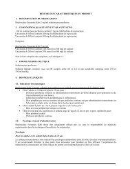 Ropivacaïne poche 2 mg/ml - Fresenius Kabi