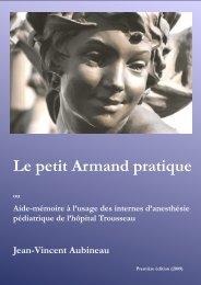Le petit Armand pratique - Free