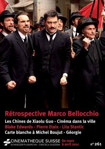 Bulletin n°261 - Cinémathèque suisse