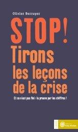 e la crise - Olivier Berruyer