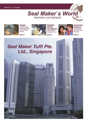 Produkte - SEAL MAKER