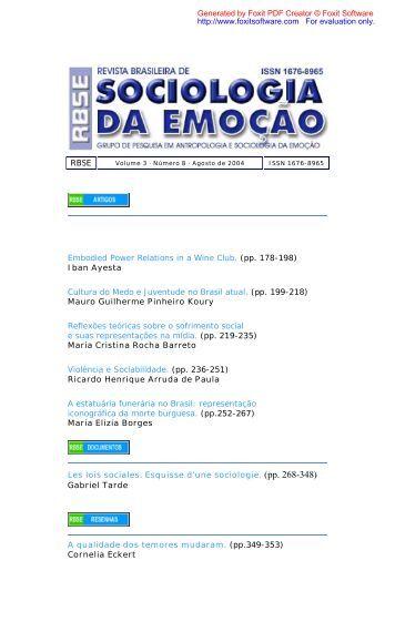 n. 8 - CCHLA - Universidade Federal da Paraíba