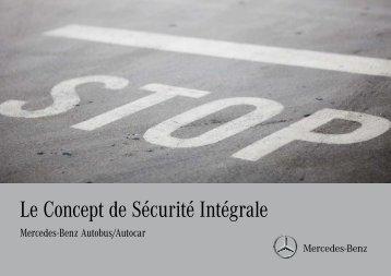Le Concept de Sécurité Intégrale - Mercedes-Benz Deutschland