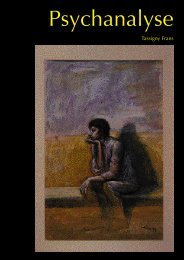 Psychanalyse et poésie