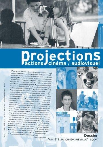 Projection - Passeurs d'images