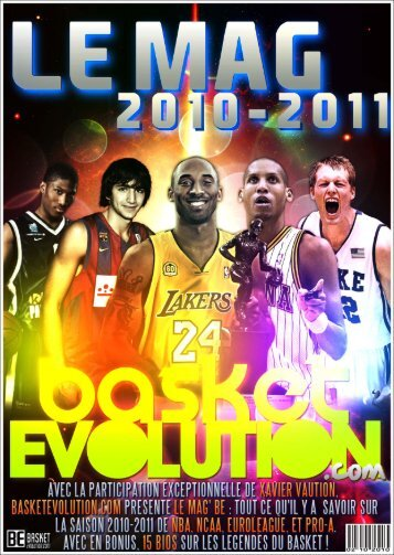 Bilan 2009-2010 - Basketevolution.com