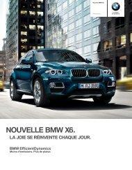 NOUVELLE BMW X.