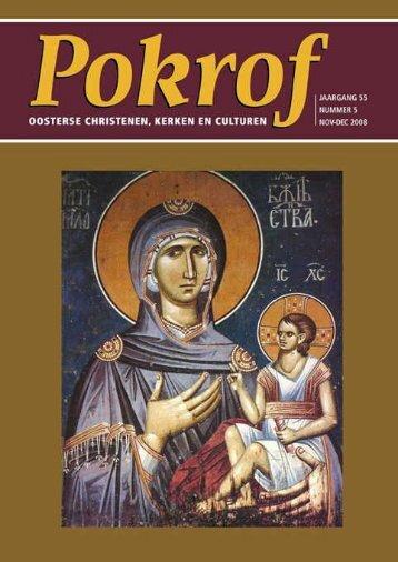 De Servisch-orthodoxe Kerk sinds - Katholieke Vereniging voor ...