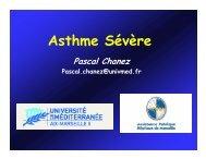 Asthme Sévère