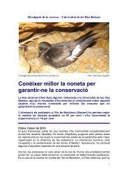 Reportatge de la tesi.pdf - Universitat de les Illes Balears