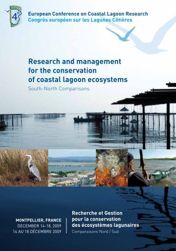 Research and management for the conservation of coastal lagoon ...