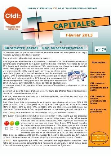 Capitales Février 2013