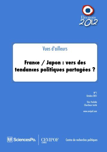 France / Japon - Cevipof