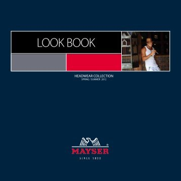LOOK BOOK - Weiger