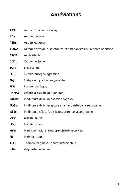 rencontres classifiées abréviations