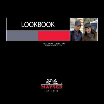 LOOK BOOK - Weiger