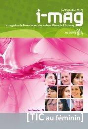 numéro 45 : TIC au féminin - Ensimag - Grenoble INP