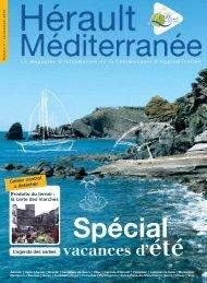 Magazine numéro 5 - juillet/août 2010 - Communauté d ...