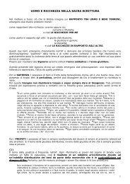 scarica il documento in pdf - Parrocchia di Borgo San Lorenzo