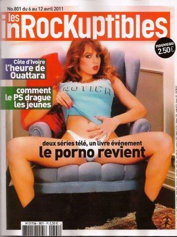 pdf Les Inrockuptibles - Editions Allia