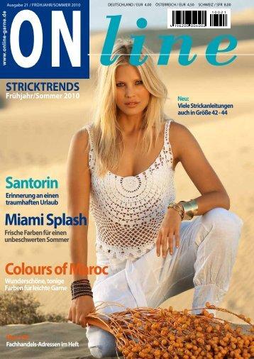 Colours of Maroc Santorin Miami Splash - Weiger