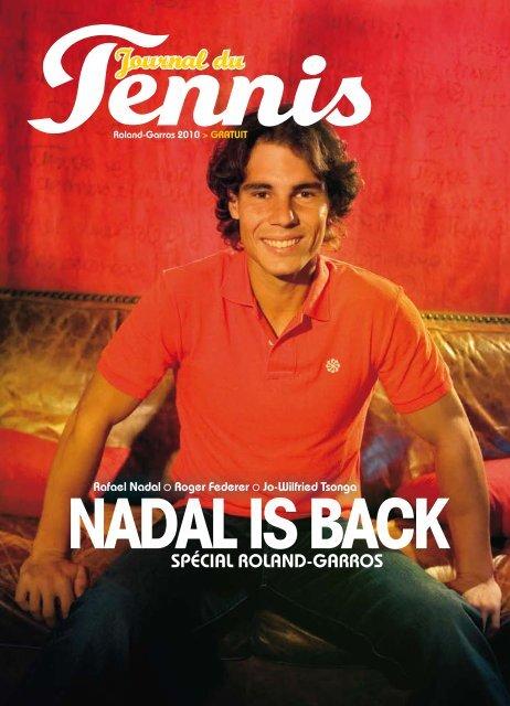 N°6 - mai 10 - Journal du Tennis