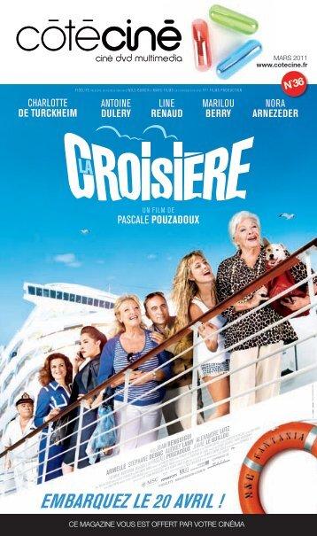 Pascale Pouzadoux - Côté Ciné