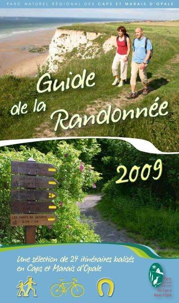 guide rando 2009 - Parc naturel régional des Caps et Marais d'Opale