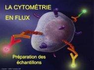 CYTOMETRIE EN FLUX - IPMC - CNRS