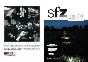 Hors serie 0809.pdf - Accentus