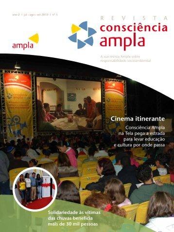 Cinema itinerante - Ampla