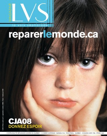 La Voix Sépharade - Communauté sépharade unifiée du Québec