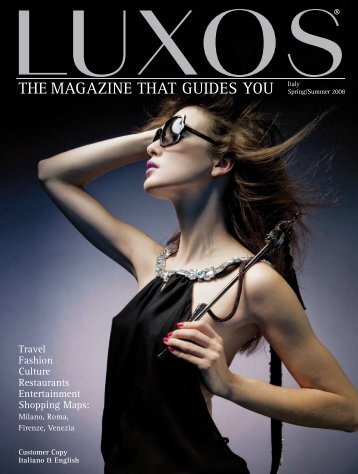 ThE MagazinE ThaT guidES you - Thomas Cannings