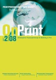 Print - Wegner & Partner