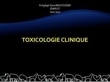 Toxiques organiques