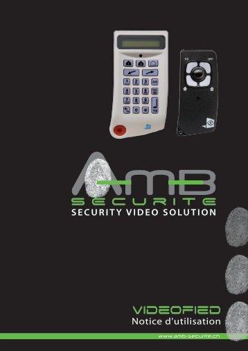 RSI Visio Security - AMB Sécurité