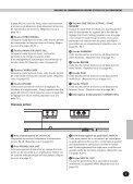 1 Choisissez le mode Function. - Yamaha - Page 7