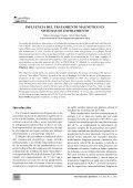 Influencia del tratamiento magnético ensistemas de enfriamiento ... - Page 2