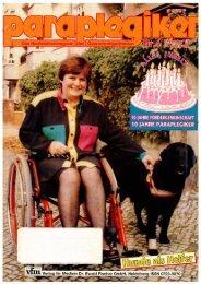 Paraplegiker 4/1991