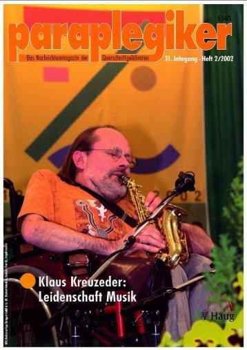 Paraplegiker 2/2002