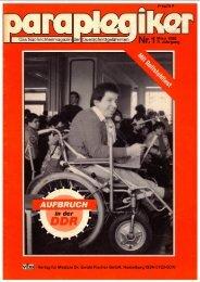 Paraplegiker 1/1990