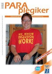 Paraplegiker 3/2010