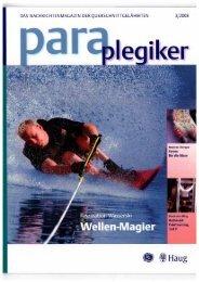Paraplegiker 3/2008