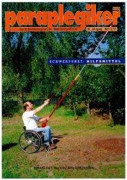 Paraplegiker 3/1997