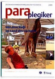 Paraplegiker 2/2008